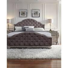 Tufted King Bed Frame Terra Tufted King Bed Polyvore