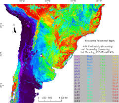 South America Climate Map by Remote Sensing Free Full Text Environmental And Human Controls