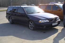 volkswagen volvo 1998 volvo v70 information and photos momentcar