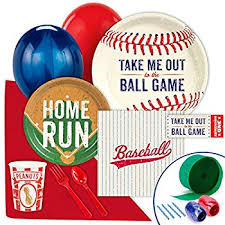 baseball party supplies batter up baseball diy shaped baby shower or