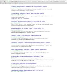 Example Restaurant Resume by Will The New Google Possum Update Affect Your Local Seo Cx