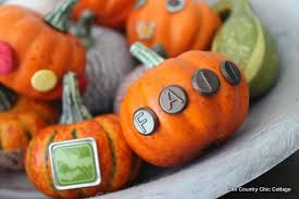 Decorate Pumpkin Bradded Pumpkins A 5 Minute Way To Decorate Pumpkins The