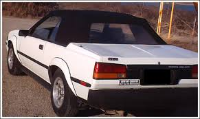 1980 toyota celica convertible 1984 86 toyota celica asc convertible tops and convertible top parts