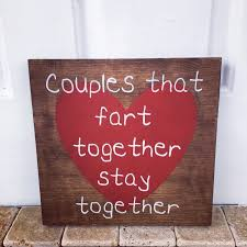 that together stay together funny sign