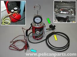 porsche boxster vacuum leak troubleshooting 986 987 1997 08