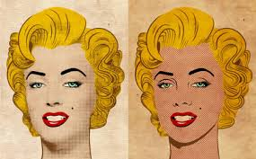 how to create a portrait in the pop art style using adobe