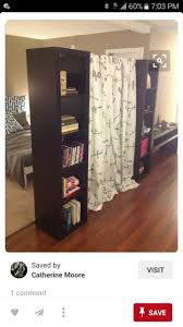 Room Divider Ideas For Bedroom Best 10 Diy Room Divider Ideas On Pinterest Curtain Divider