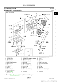 nissan 350z lower engine cover nissan 350z 2007 z33 engine mechanical workshop manual