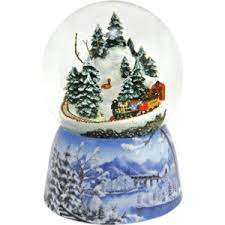 Personalised Snow Globes Tree Decorations Snowglobes Polyvore