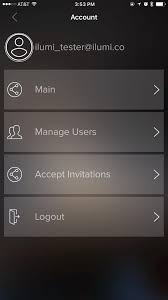 app to make invitations sharing access to your ilumi u2013 ilumi support center