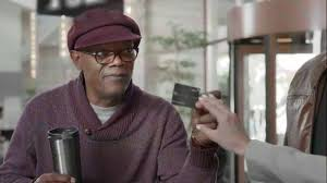 actress in capitol one commercial2015 capital one tv commercial checking in feat samuel l jackson
