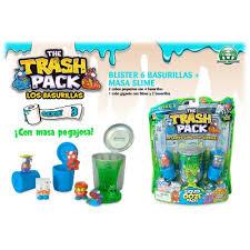 trash pack liquid ooze pack series 3