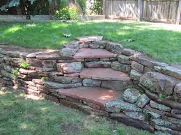 Best  Rock Wall Landscape Ideas On Pinterest Terraced - Rock wall design