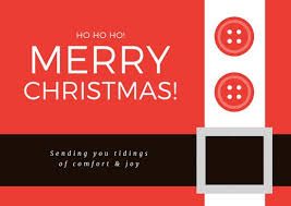 christmas card templates canva