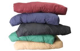 futon pillows 10 solid blown futon mattress