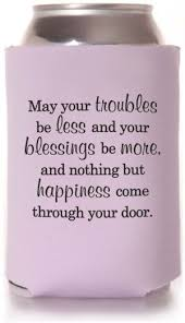 wedding quotes may your may your troubles be less and your blessings be more and nothing
