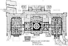 file us capitol basement floor plan 1997 105th congress gif