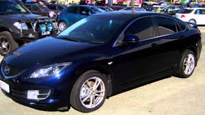 mazda automatic 2008 mazda 6 mazda 6 blue automatic sedan youtube