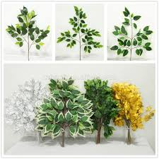 Tree Branch Home Decor Wholesale Artificial Bamboo Leaves Arrangement Bamboo Trees