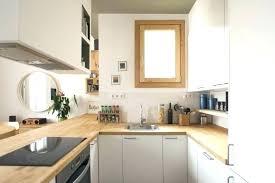 cuisine blanche bois cuisine blanche et bois cuisine hes sans plans travail en cuisine