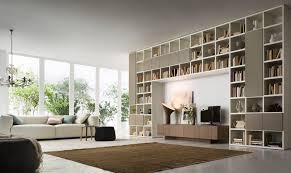 Librerie Bifacciali Ikea by Mobili Soggiorno E Librerie Libreria Componibile A Parete Systema