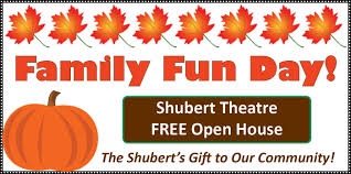 shubert theatre free family day