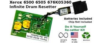 xerox drum chip resetter infinite xerox drum chip reset 6125 6128 6130 6140 resetter