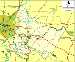 County Map Pennsylvania by Highways Westmoreland County Pa Official Website