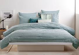 Duvet Cover Size Chart Dkny Loft Stripe Jade Bedding Collection