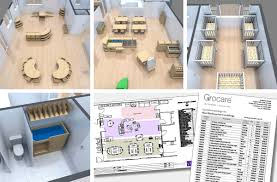 100 child care floor plan t clinic suppose design office