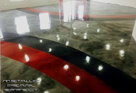 we review rocksolid u0027s metallic garage floor coating all garage