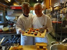 cours cuisine grand chef masaru kamikakimoto mon ami grand chef du japon en visite qui