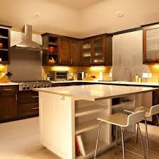 Free Standing Kitchen Island With Seating Kitchen Oak Kitchen Freestanding Cabinets Interior Design Ideas