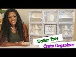 hair and makeup organizer diy 1 dollar tree crate organizer makeup organizer