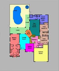 Game Room Floor Plans 4 Br Executive Villa Renovated Pool U0026 T Vrbo