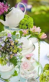 bridal shower centerpiece ideas 22 fairy in themed bridal shower ideas