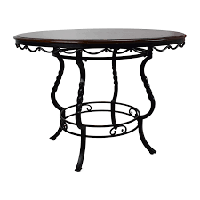Furniture Ashley Furniture Bench Ashley Furniture Round Dining by 84 Off Ashley Furniture Ashley Nola Round Dining Table Tables