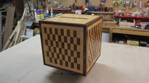 How To Build A Wood Toy Chest by Minecraft Chest Jukebox How To Build In Real Wood To Store Kids