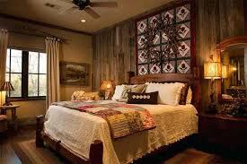 wood plank wall decor elegant rustic bedroom with wood plank