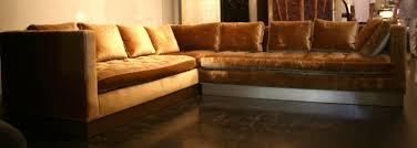 Gold Sectional Sofa Gold Velvet Sectional Sofa Catosfera Net