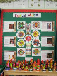 festival of light display classroom display diwali hindu art