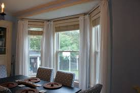 Small Window Curtains Ideas Curtain Ideas For Bay Windows For Large Size Three Dimensions Lab