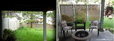 How To Decorate Decks And Patios How To Customize Your Outdoor Areas With Privacy Screens