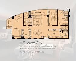 condominium unit features alabang bristol at parkway place
