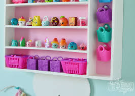 Shelves For Kids Room How To Make A Wall Shelf For Kids U0027 Collectibles From A Cutlery