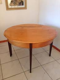 antique half moon table antique yellow wood and stink wood half moon tables franschhoek