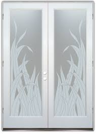 Glass Door Etching Designs by Glass Entry Doors Stylish Glass Etching In Any Decor