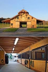 Small Barn Plans Stable Style Small Barns Small Horse Barns Horse Barns And Barn