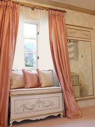 impressive coral colored curtains and top 25 best peach curtains