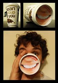 Creative Coffee Mugs Colgate Coffee Cup Ad Jennifer Tulip Creative